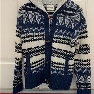 Telluride toggle Sweater
